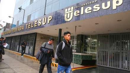 Telesup afirma que logró medida cautelar contra suspensión de la Sunedu