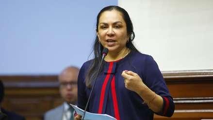 Marisol Espinoza tras ser expulsada de APP: