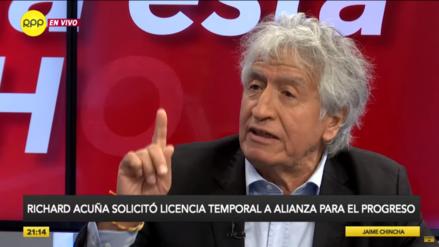 Frente Patriótico espera entrar al Congreso en 2020 para buscar la libertad de Antauro Humala