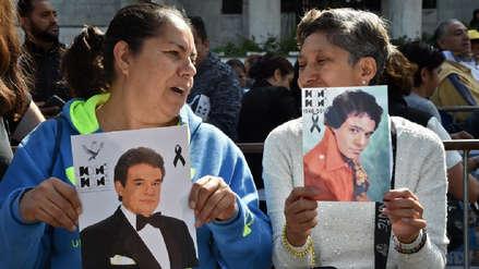 México le dice adiós a José José en el Palacio de Bellas Artes