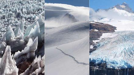 ¡Alarmante! Así ha afectado el calentamiento global a los glaciares de los Andes en los últimos años [FOTOS]