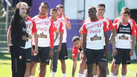 24 fotografías del entrenamiento de la Selección Peruana con miras al amistoso con Uruguay