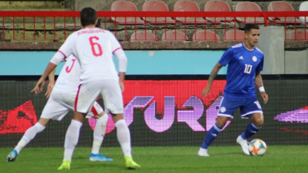 ¡En los minutos finales! Serbia venció 1-0 a Paraguay en amistoso internacional por fecha FIFA