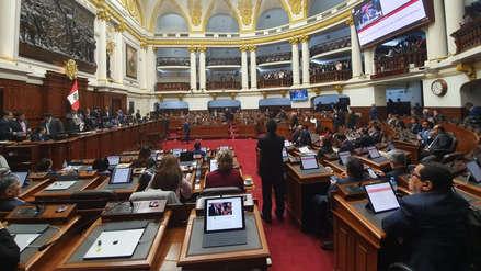El disuelto Congreso peruano intentó afectar la libertad de expresión, según la SIP