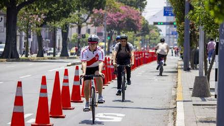 ¡Buena noticia! Carril para ciclistas en ruta Tacna-Garcilaso llegará hasta el Rímac los domingos