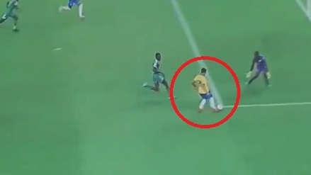 ¡Brasil madruga! Roberto Firmino 'picó' la pelota y anotó un golazo ante Senegal
