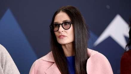 Demi Moore: Revelan la identidad del hombre que habría abusado de ella a los 15 años