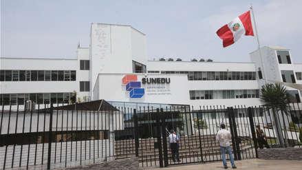 Sunedu impugnará medida cautelar de Universidad Privada  Telesup