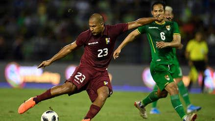 ¡Mal inicio! Bolivia cayó goleado 4-1 ante Venezuela en su primer amistoso internacional por fecha FIFA
