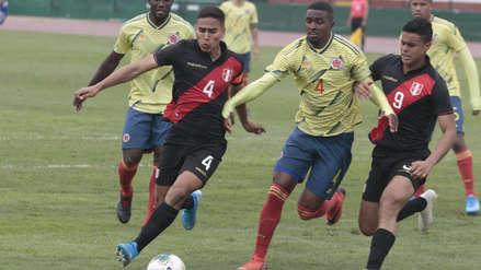 ¡Goleada cafetera! Colombia venció 3-0 a Perú en el primer amistoso internacional Sub 23 por fecha FIFA