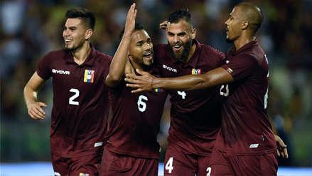 ¡Defendieron la casa! Venezuela goleó 4-1 a Bolivia por amistoso internacional fecha FIFA 2019