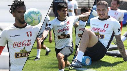 Perú vs. Uruguay: las mejores imágenes del entrenamiento de la Selección a un día del partido amistoso por Fecha FIFA