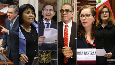 A 12 días de la disolución del Congreso: 12 frases para la historia que dejó la medida de Vizcarra