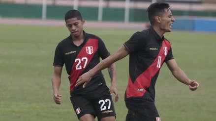 Perú decepcionó y perdió 3-0 ante Colombia por amistoso internacional Sub 23