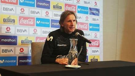 Ricardo Gareca elogió a Uruguay: