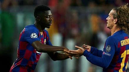Exestrella de Barcelona pidió sanción contra Ousmane Dembélé por actos de indisciplina