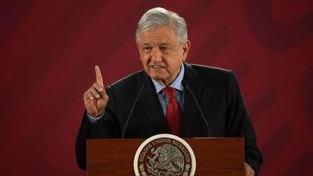 Manuel López Obrador dijo que no