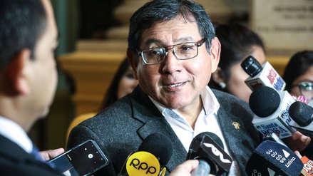 Esta es la acción de amparo de Ángel Neyra contra la disolución del Congreso