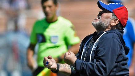 Diego Maradona sobre el 'Xeneize':