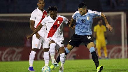 Con gol de Brian Rodríguez, Uruguay derrotó 1-0 a Perú en amistoso internacional por fecha FIFA