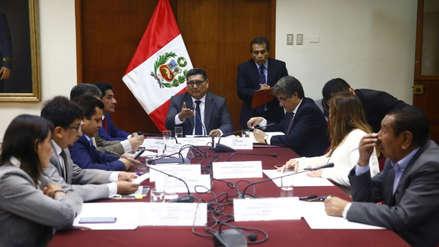 Subcomisión de Acusaciones Constitucionales exige sesionar lo más pronto