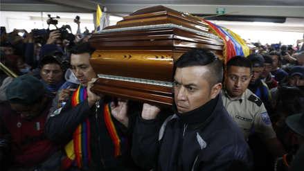 Cinco muertos, 554 heridos y casi 1,000 detenidos dejan las violentas protestas en Ecuador