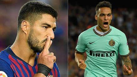 Las 4 opciones que maneja Barcelona para reemplazar a Luis Suárez