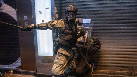 Protestas en Ecuador y Hong Kong: La violencia reflejada en las fotos más impactantes de la semana