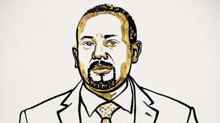 El primer ministro de Etiopía gana el premio Nobel de la Paz 2019