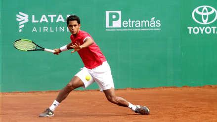 ¡Va por el título! Juan Pablo Varillas pasó a la final del Challenger de Santo Domingo