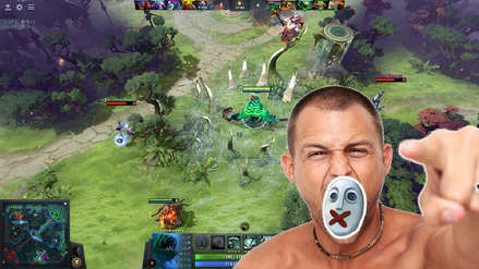 ¡CUIDADO! Valve esta silenciando a los jugadores tóxicos de Dota 2 para mejorar el ambiente del juego