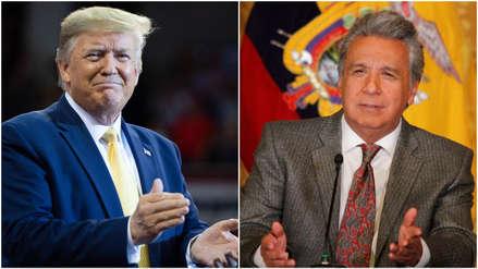 Gobierno de EE.UU. apoya a Moreno y asegura que sus reformas económicas son
