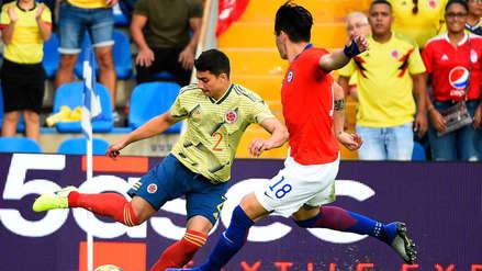 Chile 0-0 Colombia: resultados, resumen y goles del amistoso internacional