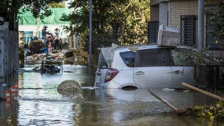 El tifón Hagibis deja al menos 11 muertos en Japón