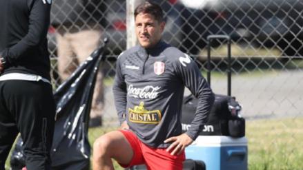 Alejandro Hohberg y el mea culpa por la derrota ante Uruguay: