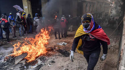Ecuador: Siete fallecidos y 1,340 heridos en protestas contra Gobierno de Lenín Moreno