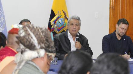 Acuerdo en Ecuador | Gobierno de Lenín Moreno deja sin efecto el decreto que eliminaba subsidio a los combustibles