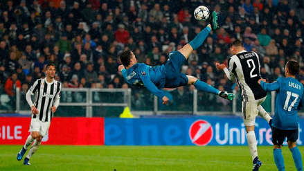 Buffon contó una anécdota con Cristiano Ronaldo tras recibir el golazo de 'chalaca' en 2018