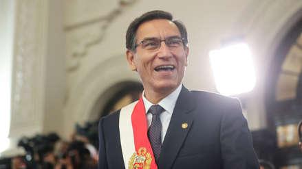 Ipsos: Aprobación de Vizcarra subió 31 puntos y alcanza 79% de popularidad