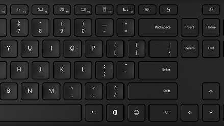 Microsoft reformula sus teclados: añadirá dos teclas extras para los nuevos modelos