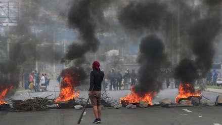 Ecuador pidió una sesión extraordinaria de OEA para denunciar intento de caos