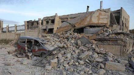 The New York Times publica pruebas de que Rusia bombardeó hospitales en Siria