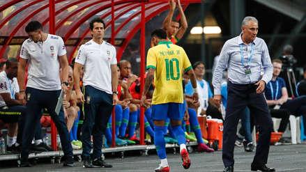 Preocupación en Brasil y PSG: Neymar se lesionó en amistoso ante Nigeria