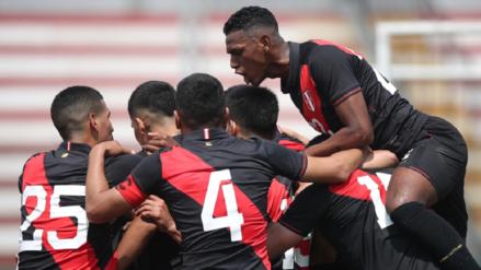 ¡Se cobró la revancha¡ Perú venció 1-0 a Colombia con gol de Kevin Quevedo por amistoso internacional Sub 23