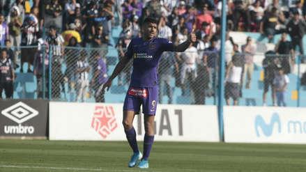 ¡Gran definición! Adrián Balboa marcó el gol del empate para Alianza Lima ante San Martín