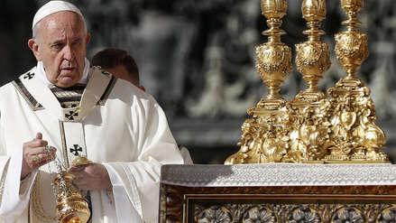 El papa Francisco expresó su preocupación por la crisis en Ecuador y pidió paz social