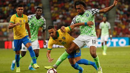 Brasil vs. Nigeria: resultado, resumen y goles del partido por amistoso internacional