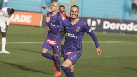 ¡Su revancha! Felipe Rodríguez anotó el 2-1 de Alianza Lima ante San Martín