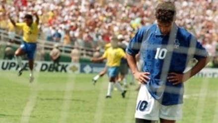 Roberto Baggio, leyenda del fútbol italiano: