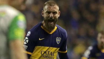 Mucho más rápido de lo esperado: Daniele de Rossi dejaría Boca Juniors a fin de año, según prensa italiana